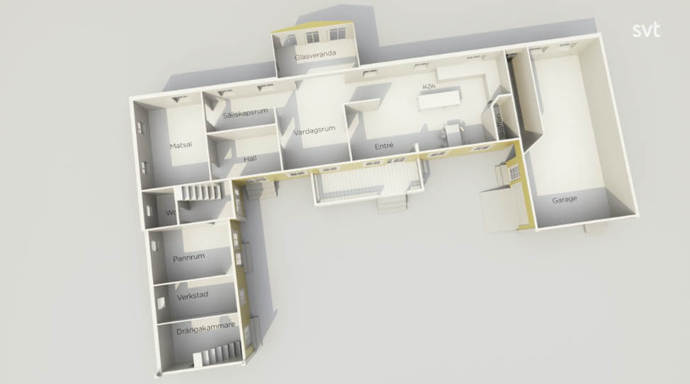 Plan bottenvåning