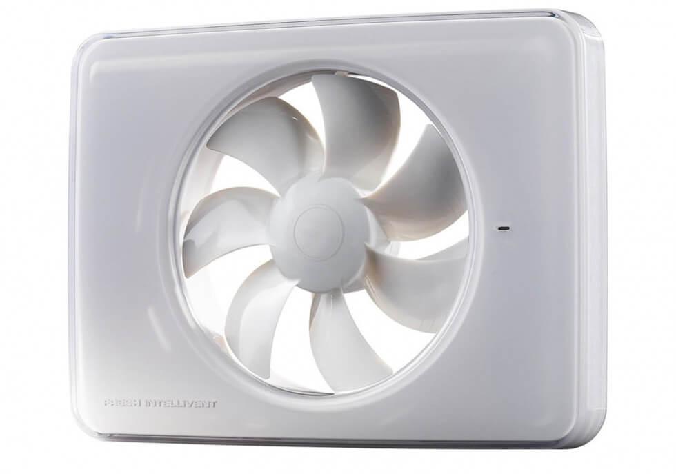 Ventilationsfläkt