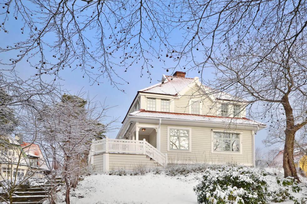 Villa i Hersby