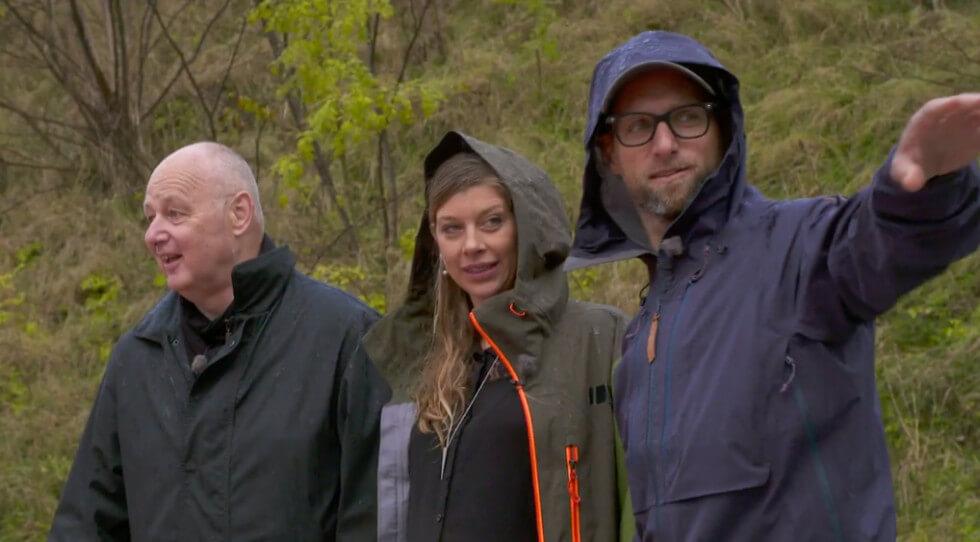 Gert, Karin och Christian