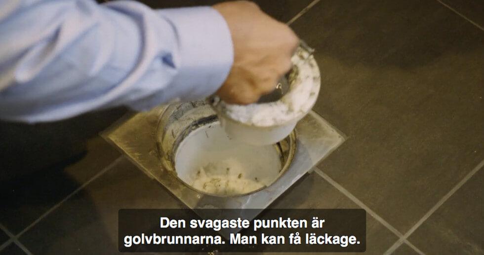 Golvbrunnen