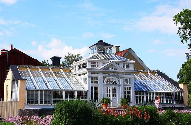 Orangeri vid Gripsholms slott