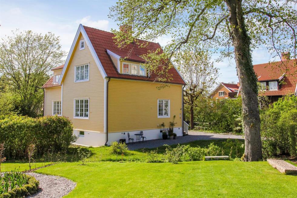 Nationalromantisk villa