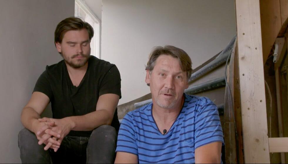 Hampus och Anders
