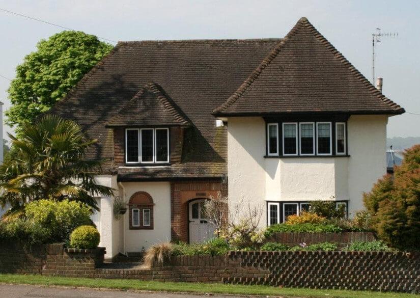 Hus med fyra sovrum i Hertfordshire