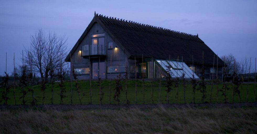 Fårhuset vid Hornborgarsjön