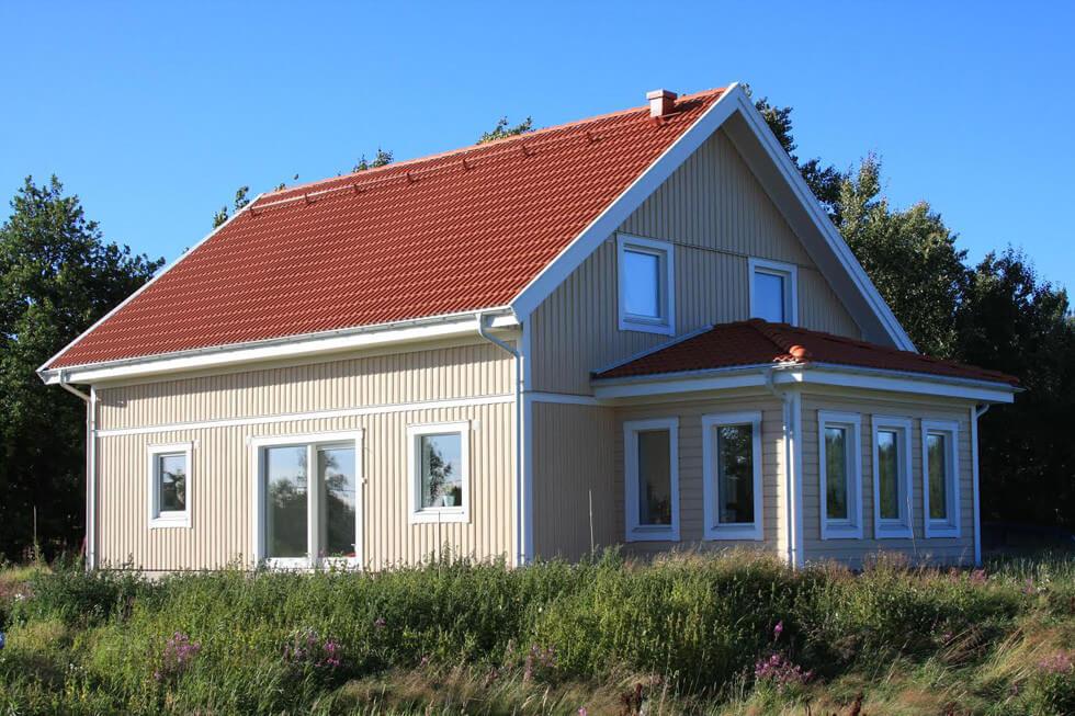 Hus från Vallsjöhus