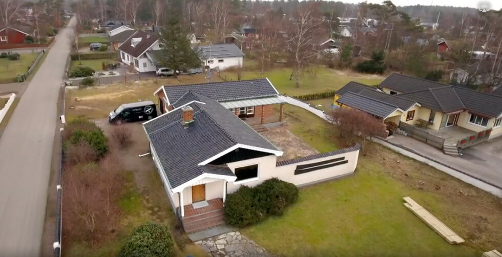 Hus byggt 1955