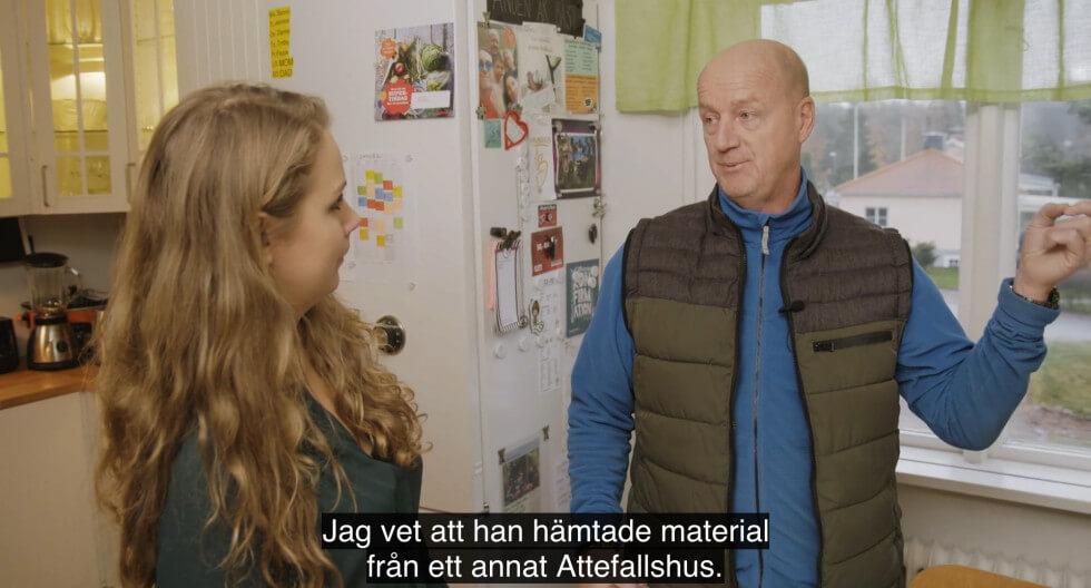 Lennart har gjort samma sak tidigare.