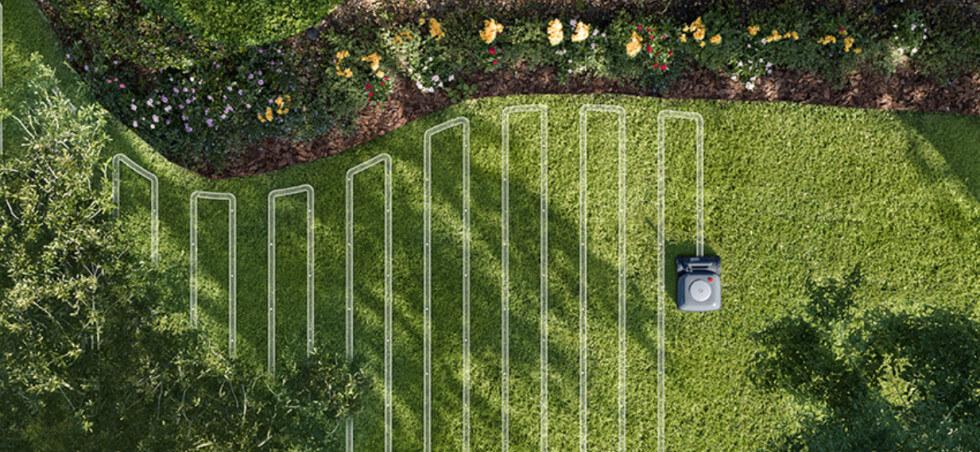 irobot gräsklippare