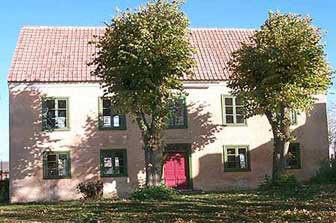 Stenhus på Gotland