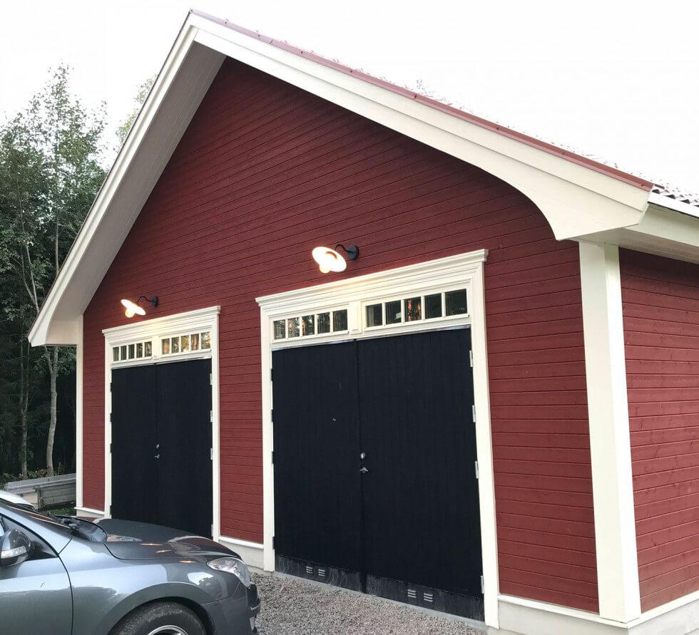 Johnsvis garageportar