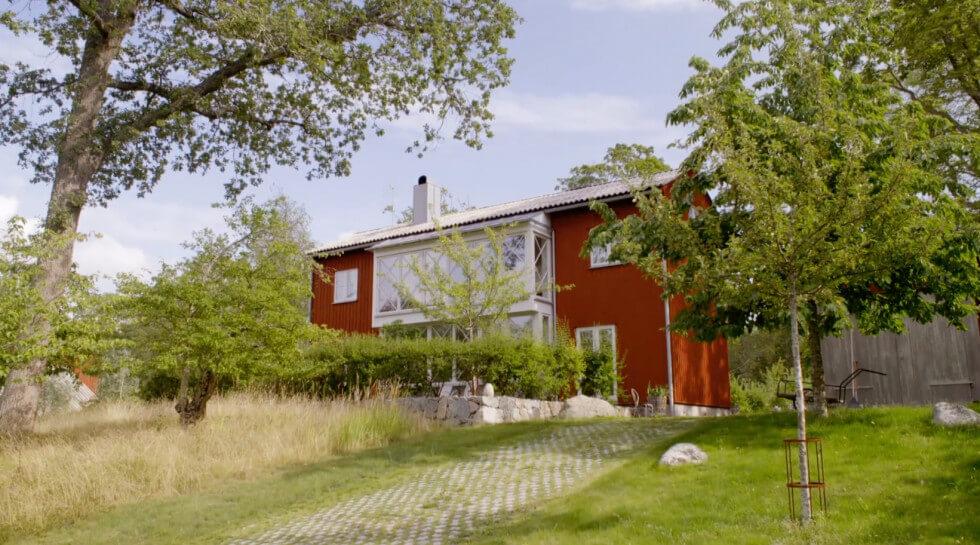 Jonas Bohlins hus
