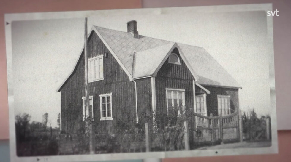 Ursprungliga fasaden