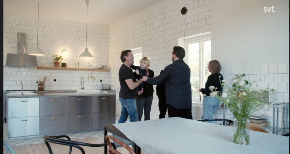 Köket i Ramsåsa