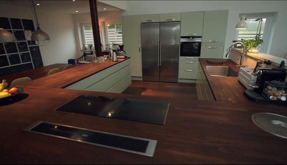 Köket klart