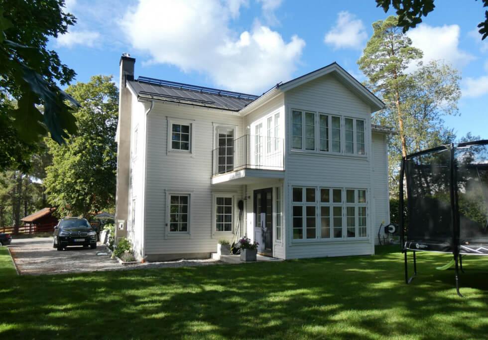 Kupa och veranda av Sirjes arkitektur & design