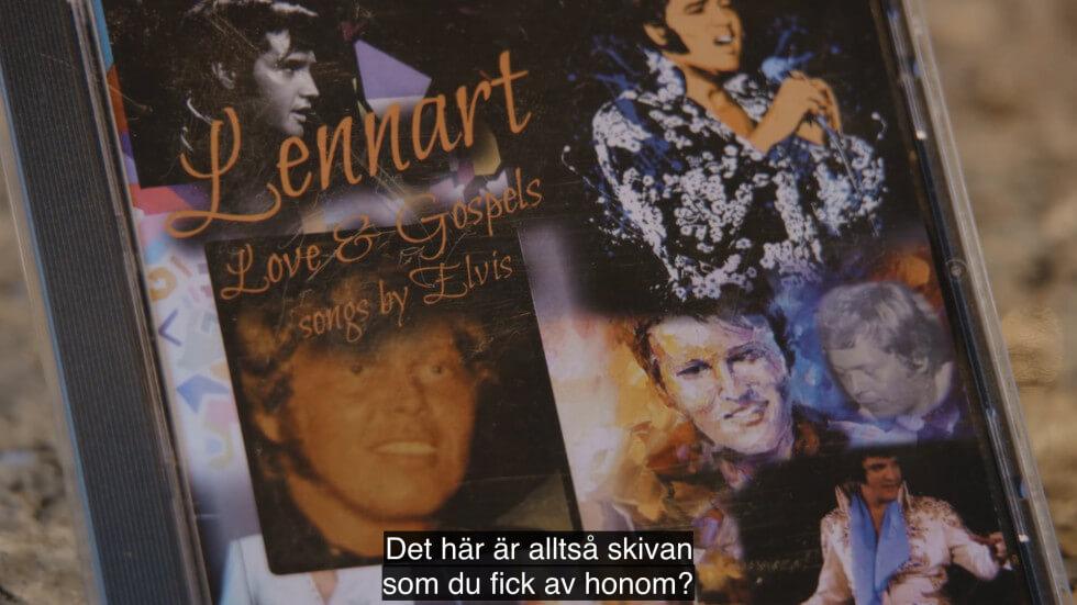 Lennart gav Ursula en Elvis-skiva