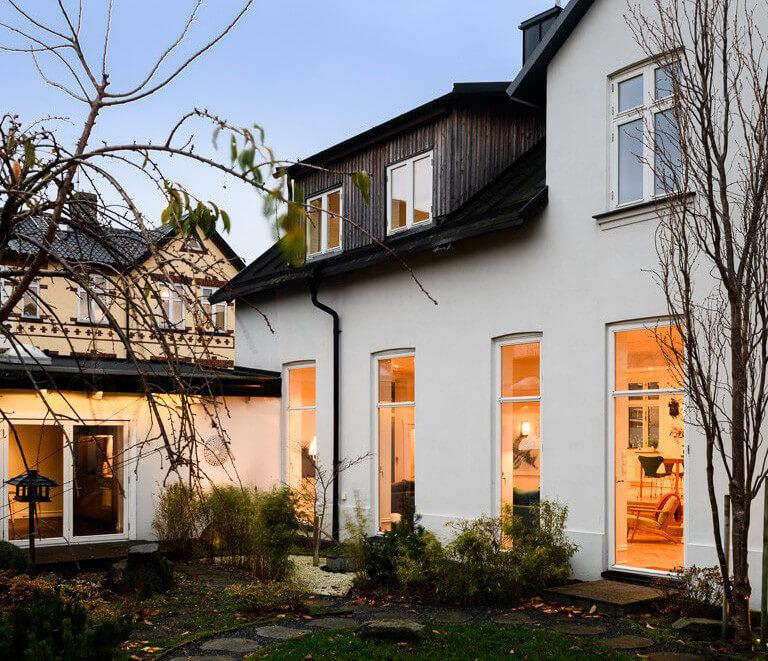 Hus i Limhamn