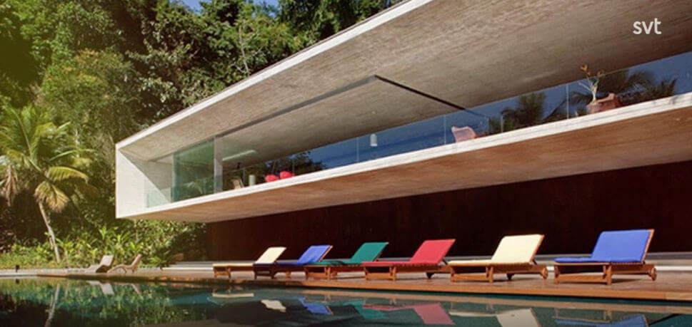 Hus av Marcio Kogan