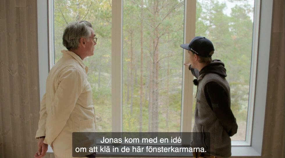 Mark Isitt och Rasmus Larsson