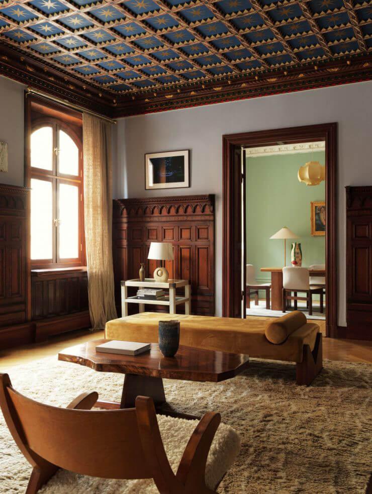 Mysiga möbler