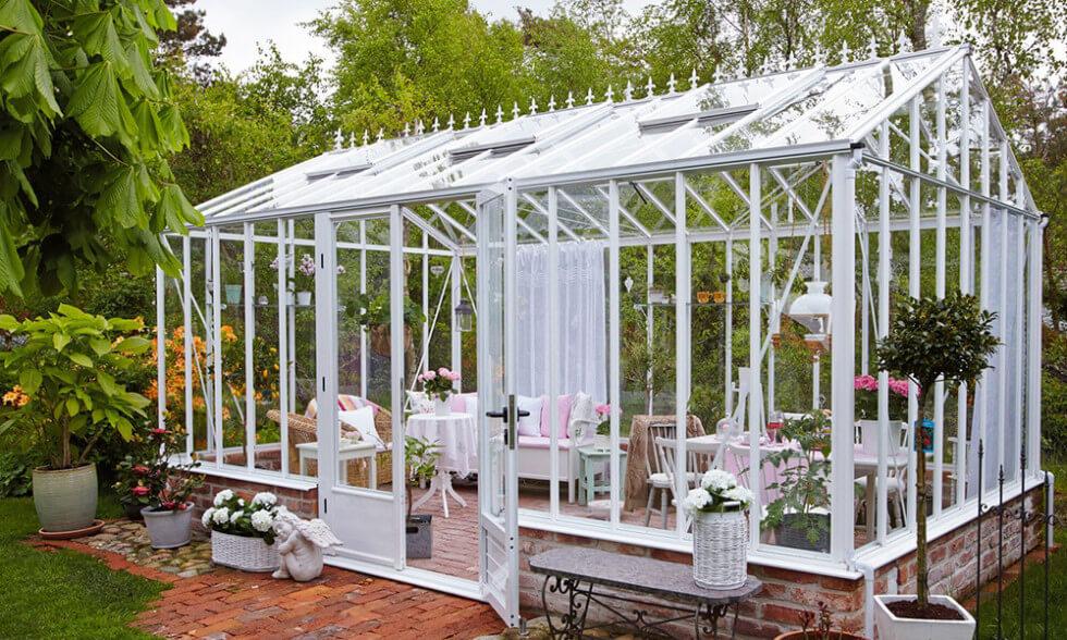 Orangeri från Willab Garden
