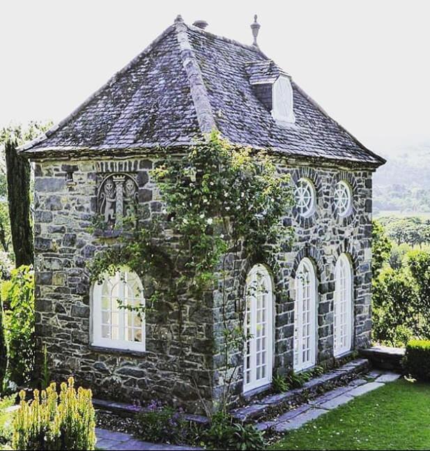 Orangeri från 1500-talet