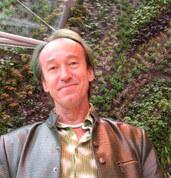 Patrick Blanc, växtväggens upphovsman