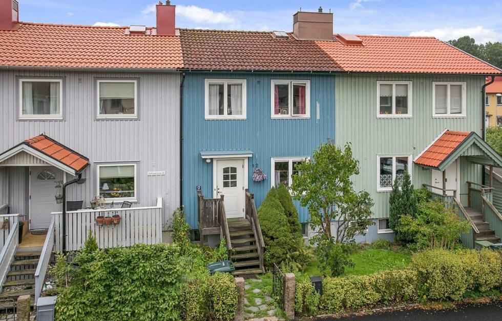 Radhus i Utby