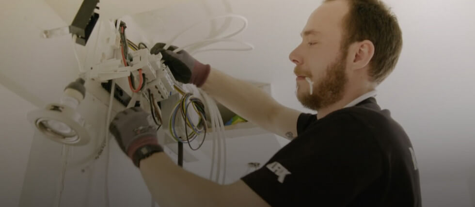 Riktig elektriker