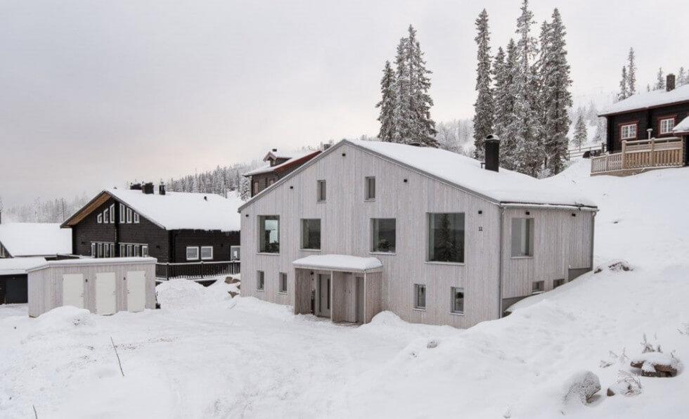 Fritidshus i Sälen
