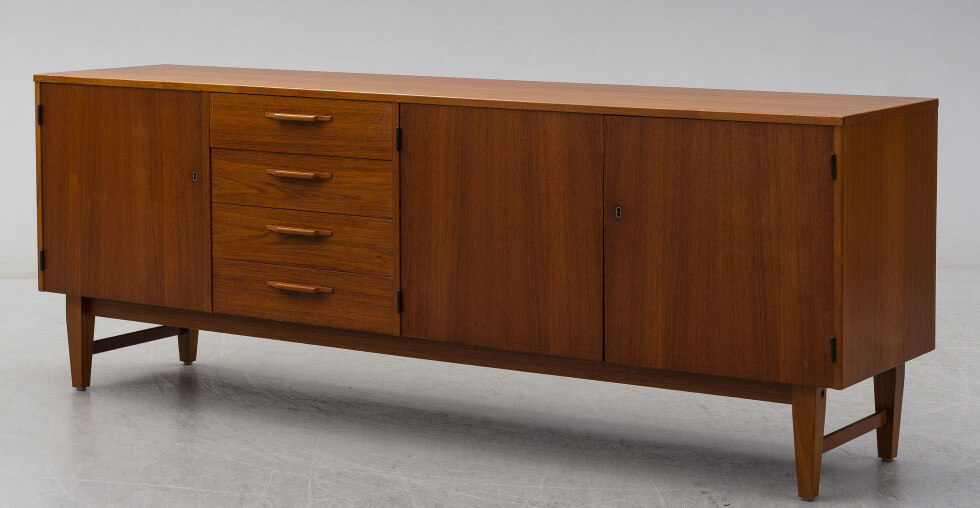 Sideboard 60-talet