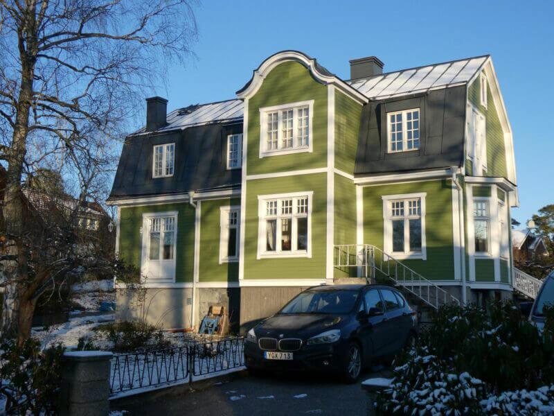 Förlängning av huset av SIrjes arkitektur & design