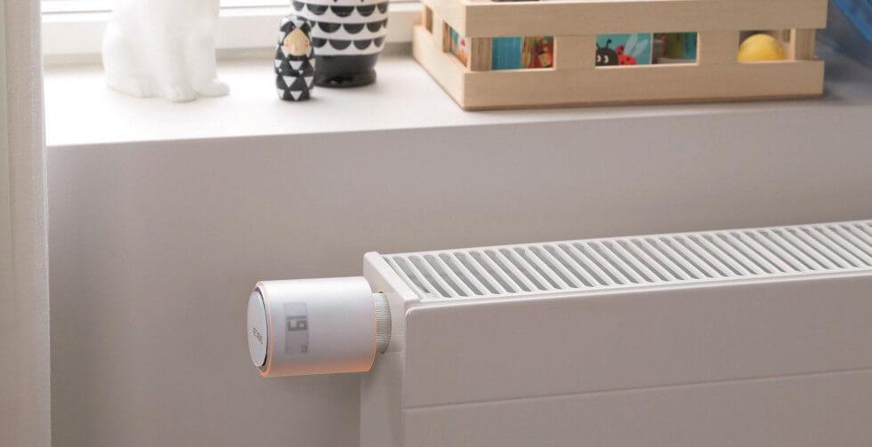 Smart radiator