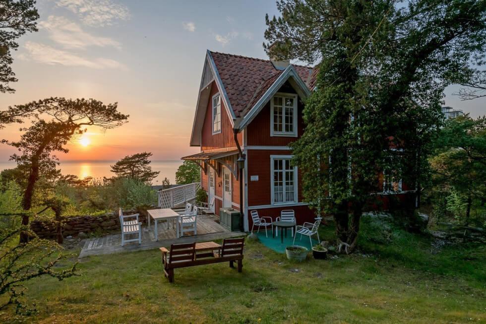 Villa i Snäck