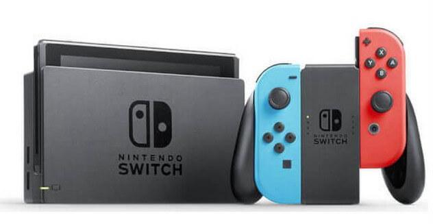 Nintendo spelkonsol