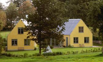 Hus i Stångby