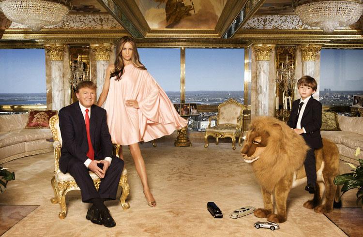 Familjen Trump
