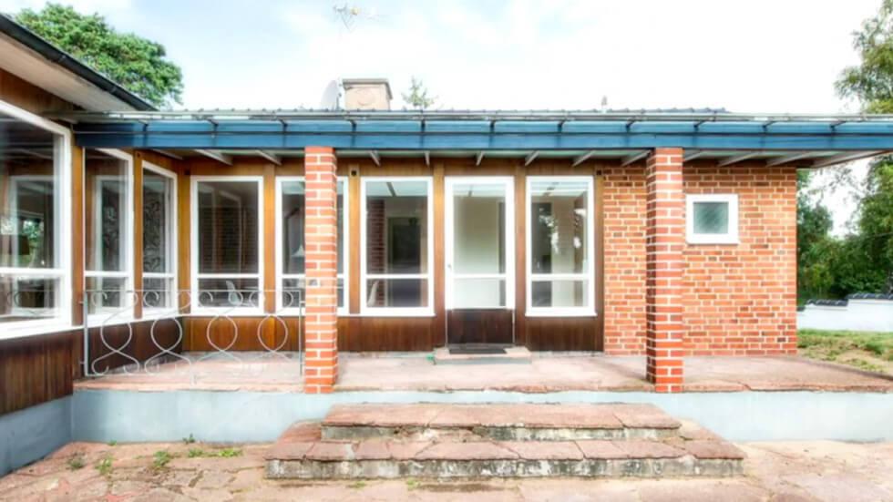 Terrassen från 50-talet
