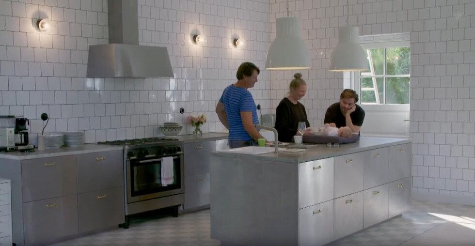 Vackert kök