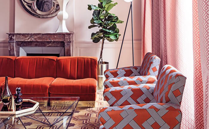 Textilier av Manuel Canovas