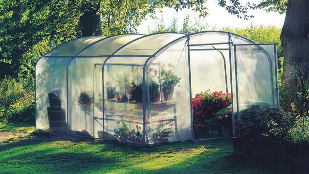 Växthus från Classicum.