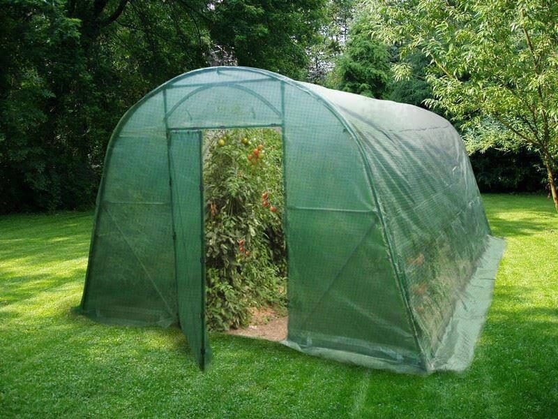 Bågväxthus Smaragd