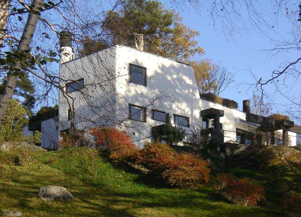 Villa Gadelius, Lidingö