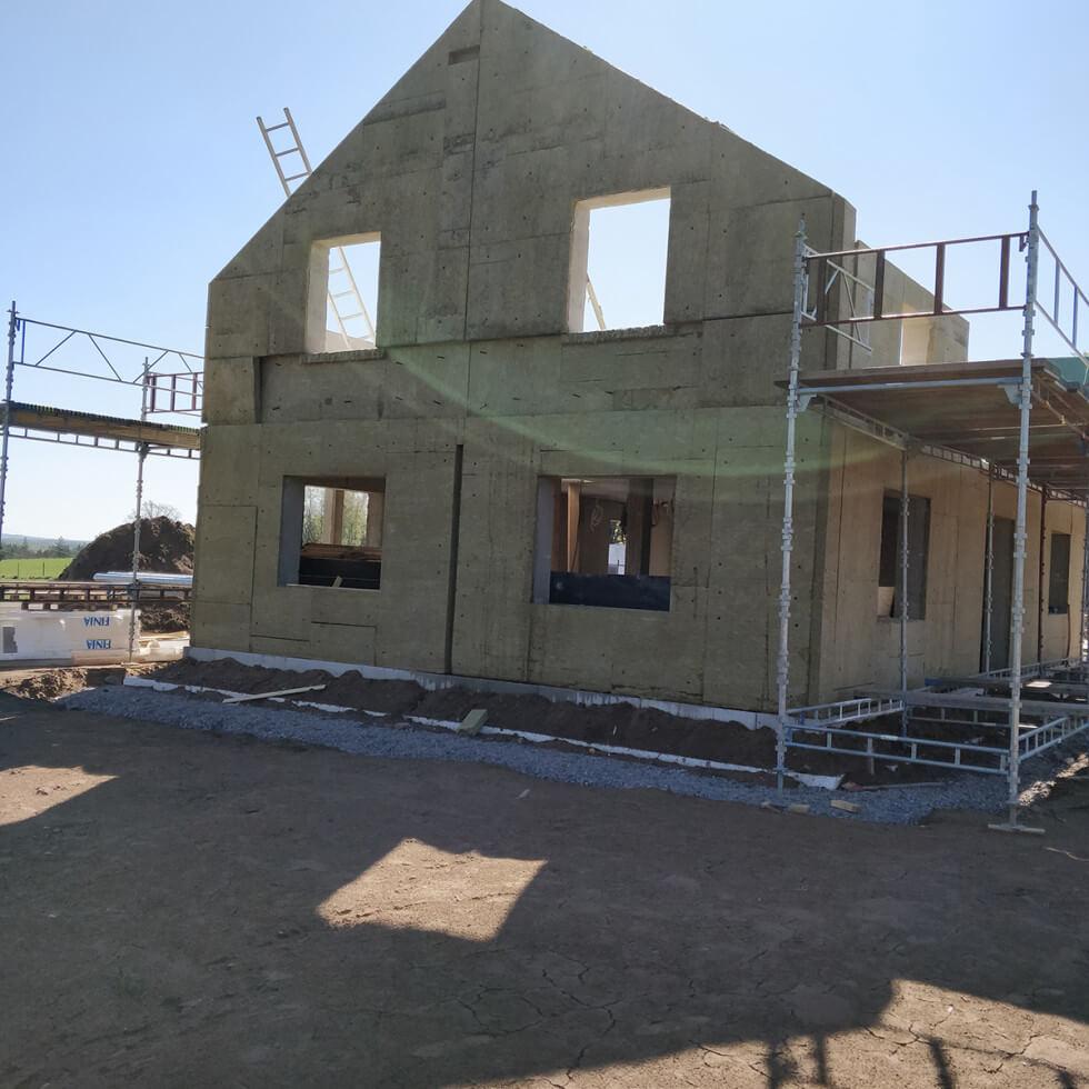 Villa bygge