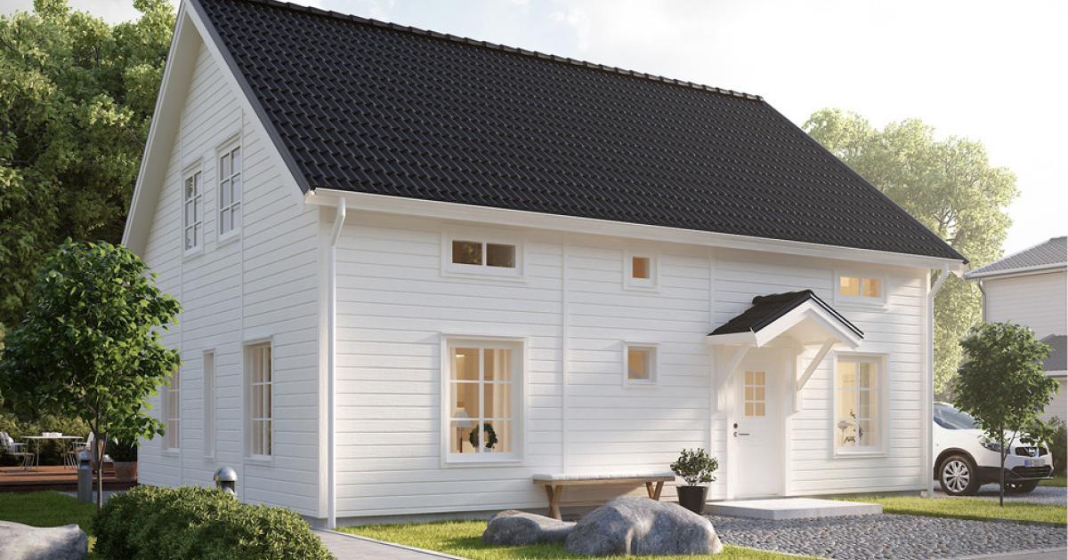 billigaste huset man kan bygga