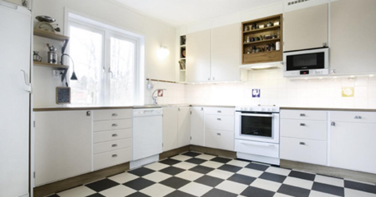 Kök från funkis fram till 60 talet | Byggahus.se