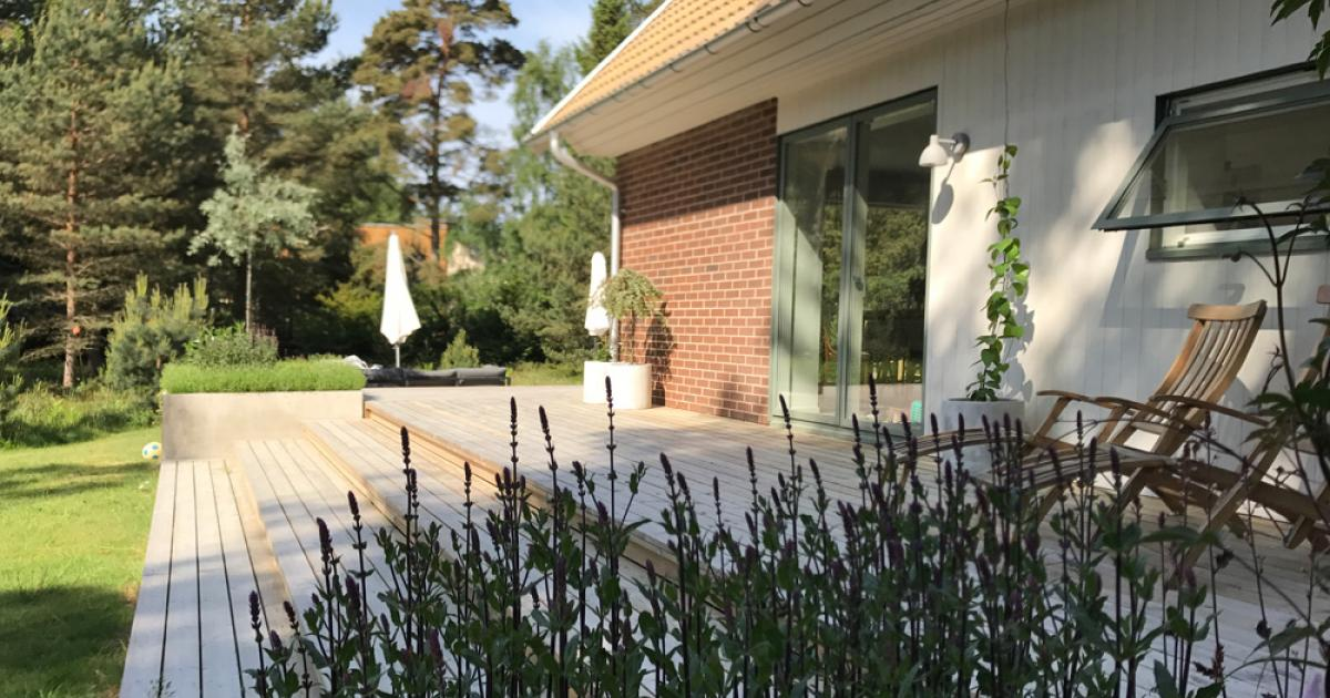 Träslag till altan eller trädäck | Byggahus.se