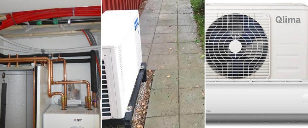Välkända Vilken värmepump passar bäst till mitt hus? | Byggahus.se OT-35